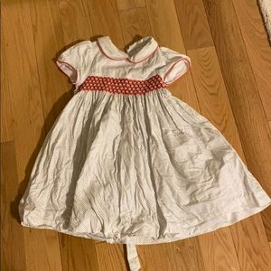 Edgehill collection smock dress 3T